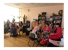 Семинар «Положение женщин на рынке труда»