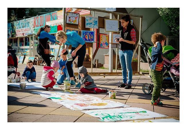 Мать и дитя: диалог культур