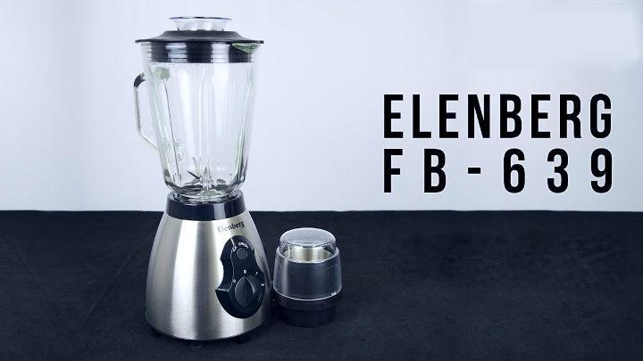 Блендер Elenberg FB-639