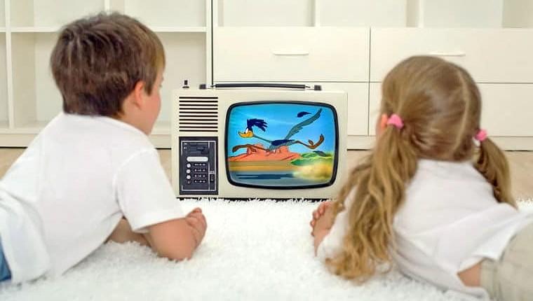 Плюсы и минусы просмотра мультфильмов